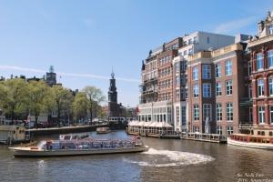 Amszterdamban kirándultunk
