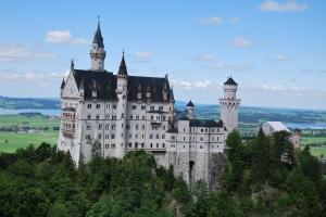 Bajorország tündérkastélyai.... A világot látni kell!
