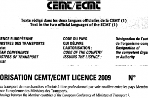 CEMT engedély