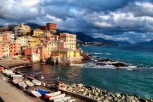 Kolumbusz szülővárosa - Genova