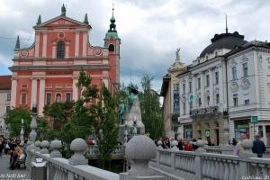 Kirándulás Ljubljanában