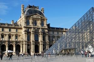 Kirándulás Párizsban. II. rész. Most a Louvreban jártunk.