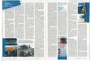 Nem mi írtuk, de rólunk szól! Interjú a Truck magazinban!Szabó Nelli, Kis András