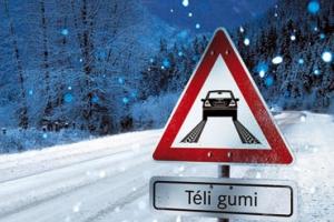 Téli gumi, hólánc használata nemzetközi fuvarozásban