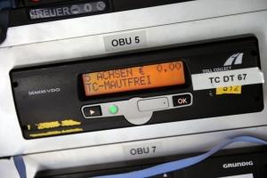 TOLL COLLECT - Német autópályadíj fizetés