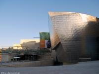 Guggenheim múzeum, Bilbao_Spanyolország